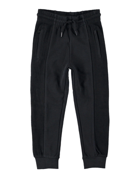 molo Aqu Black Sweatpants - Molo Kids Clothing
