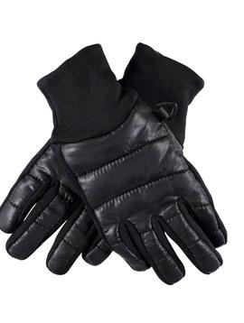 molo Moses Black Gloves - Molo Outerwear
