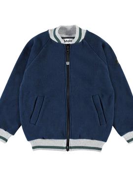 molo Hooley Fleece Jacket - Molo Outerwear