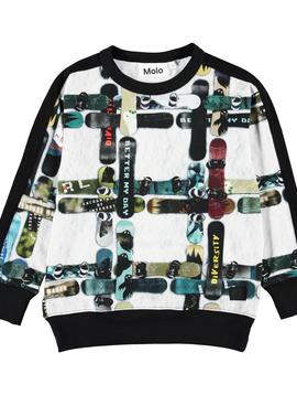 molo Reno Snowboard Shirt - Molo Kids Clothing