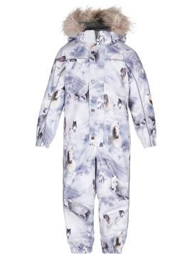molo Snowsuit - Polaris Pony Print