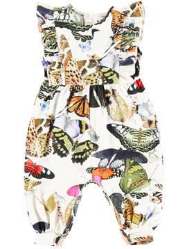 molo Fallon Butterfly Jumpsuit - Molo Kids