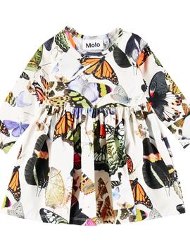 molo Charmaine Butterfly Dress - Molo Kids