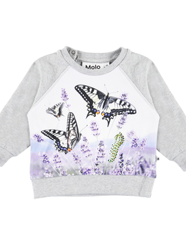 molo Elsa Top - Butterflies - Molo Kids