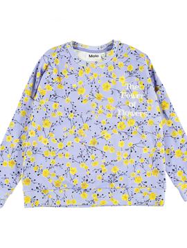 molo Mandy Sweatshirt - Buttercups - Molo Kids