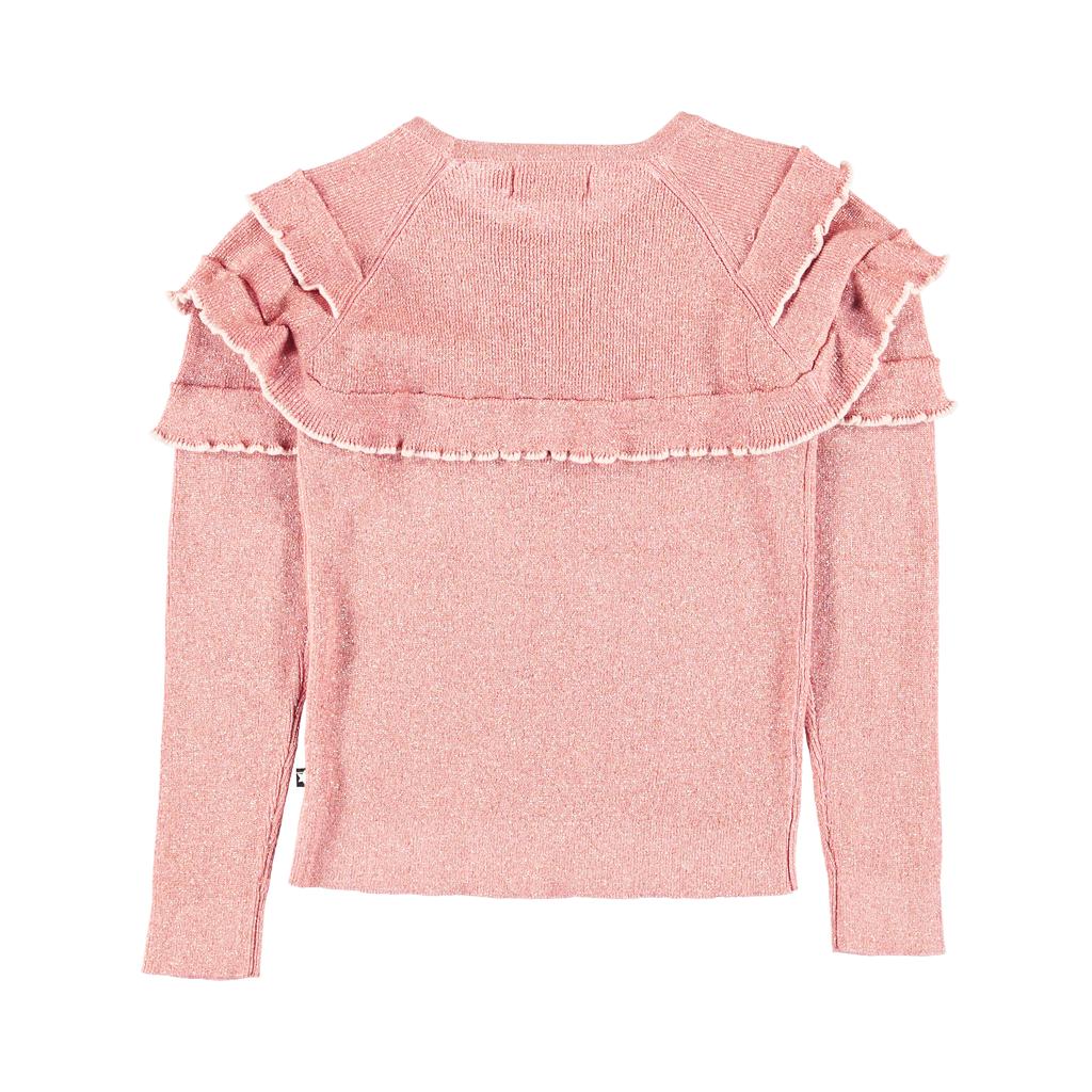 molo Gilah Shimmer Sweater - Molo Kids