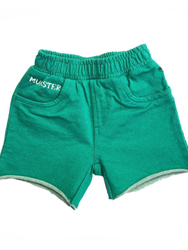 Munster Kids Baby Green Shorts - Munster Kids