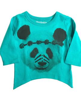 Munster Kids Baby Lil Panda Top - Munster Kids