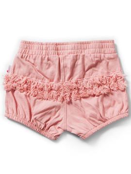 Munster Kids Pink Sweat Shorts - Munster Kids