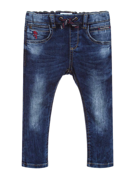 Mayoral Elastic Pull-On Jeans