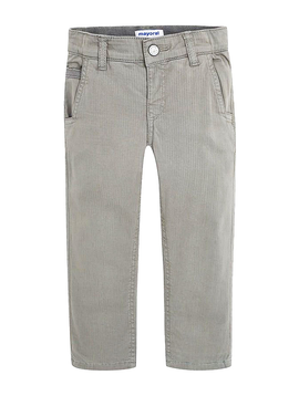 Mayoral Lined Cotton Pants - Mayoral Boys