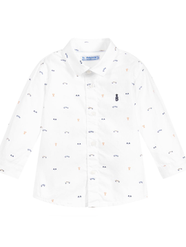 Mayoral Baby Printed Shirt - Mayoral