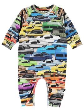 molo Baby Cars Romper - Molo Kids - Fairfax