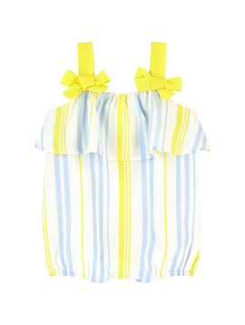 Lili Gaufrette Yellow Bow Bubble - Lili Gaufrette
