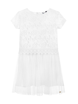 3pommes Clothing Star Tulle Dress - 3Pommes