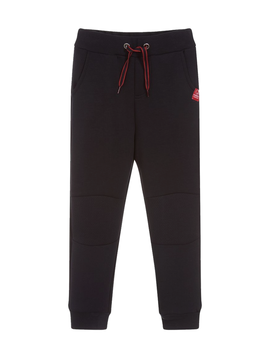 3pommes Clothing Navy Tech Joggers - 3Pommes