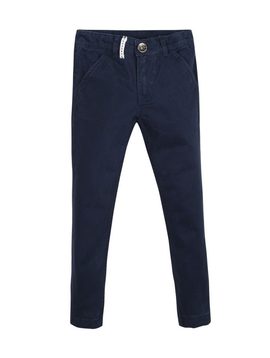 3pommes Clothing Navy Chino Pants - 3pommes