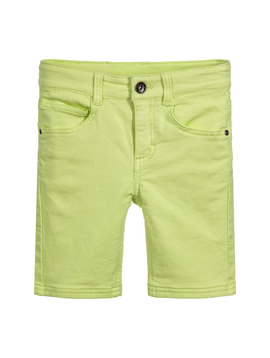3pommes Clothing Neon Jersey Shorts - 3pommes