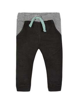 3pommes Clothing Stripe Knit Joggers - 3pommes