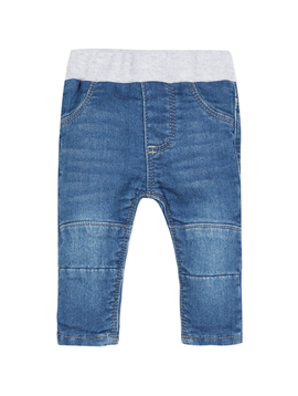 3pommes Clothing Elastic Denim Pants - 3pommes