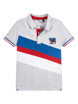 3pommes Clothing Stripe Polo Shirt - 3pommes