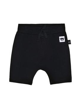 HUXBABY Black Shorts - Huxbaby