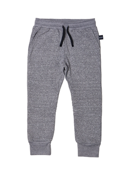 HUXBABY Charcoal Grey Sweatpants - Huxbaby