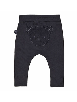 HUXBABY Hux Bear Patch Pants - Huxbaby