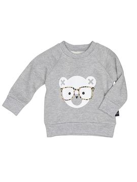 HUXBABY Bear Sweatshirt - Huxbaby