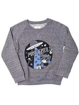 HUXBABY UFO Pretzel Sweatshirt - Huxbaby