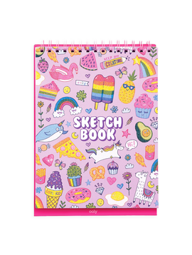 ooly ooly - Standing Sketchbook - Cute Doodle World