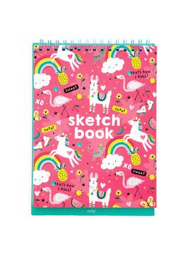 ooly ooly - Standing Sketchbook - Funtastic Friends