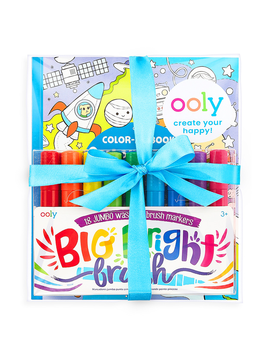 ooly ooly - Bright Outer Space Coloring Pack