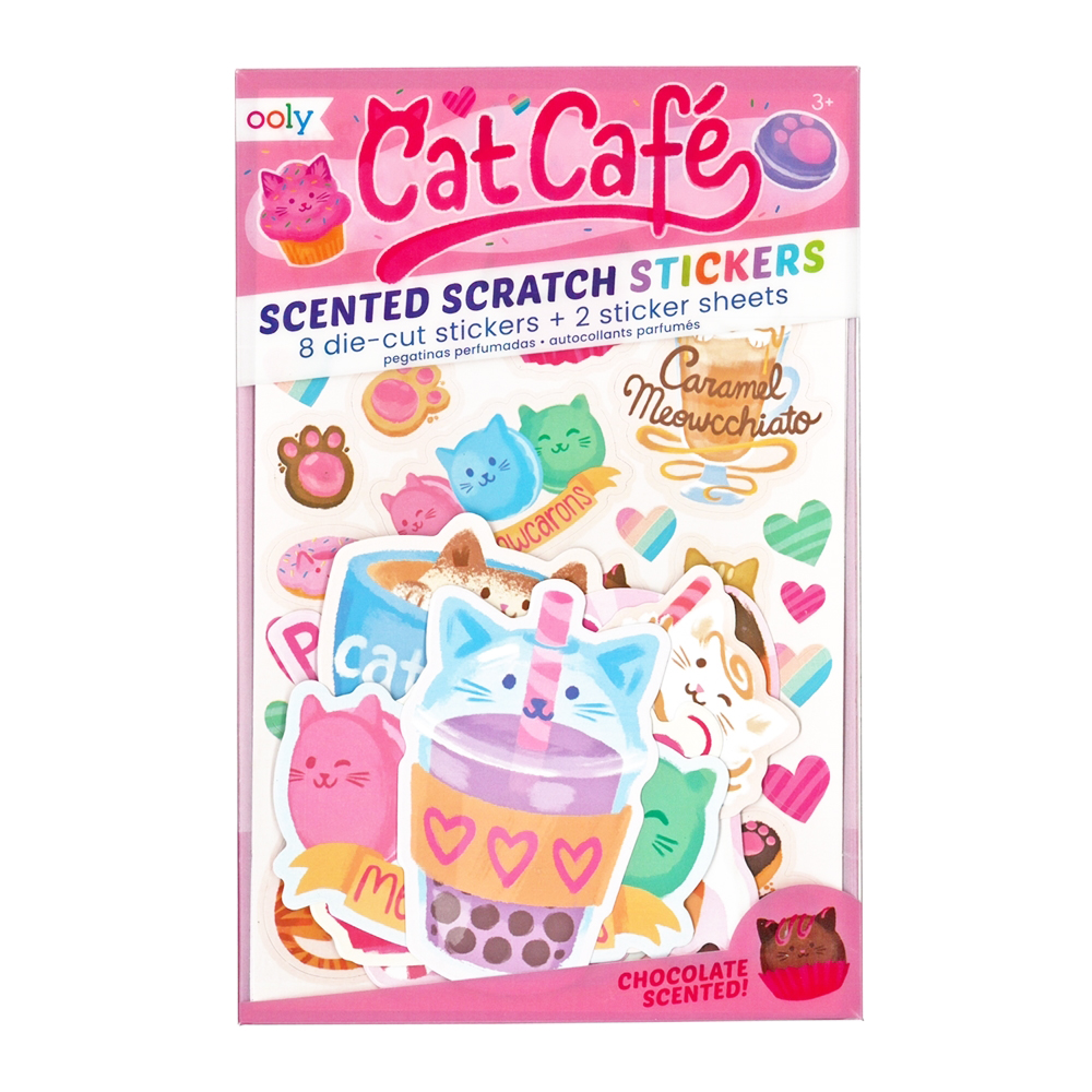 ooly ooly - Happy Pack - Cats and Yummies