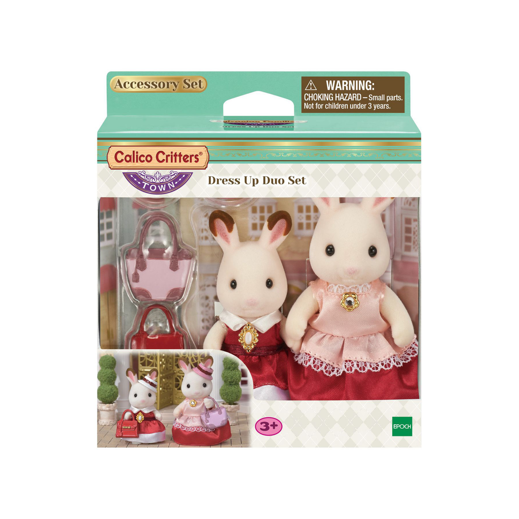 Calico Critters Calico Critters - Dress Up Duo Set