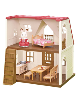 Calico Critters Calico Critters - Red Roof Cozy Cottage