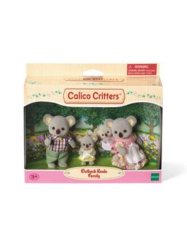 Calico Critters Calico Critters - Koala Bear Family
