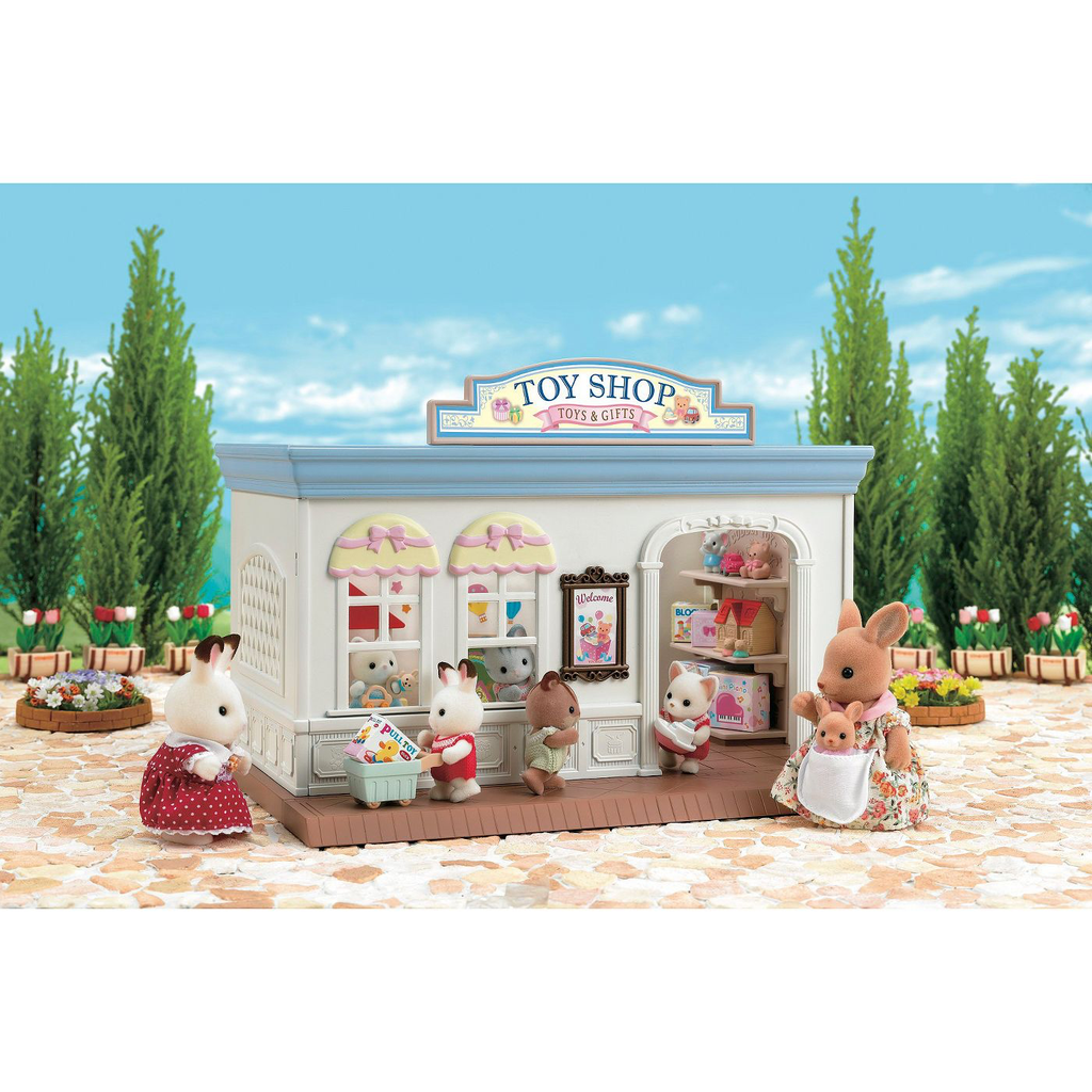 Calico Critters Calico Critters - Toy Shop
