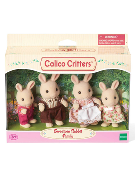 Calico Critters Calico Critters - Rabbit Family