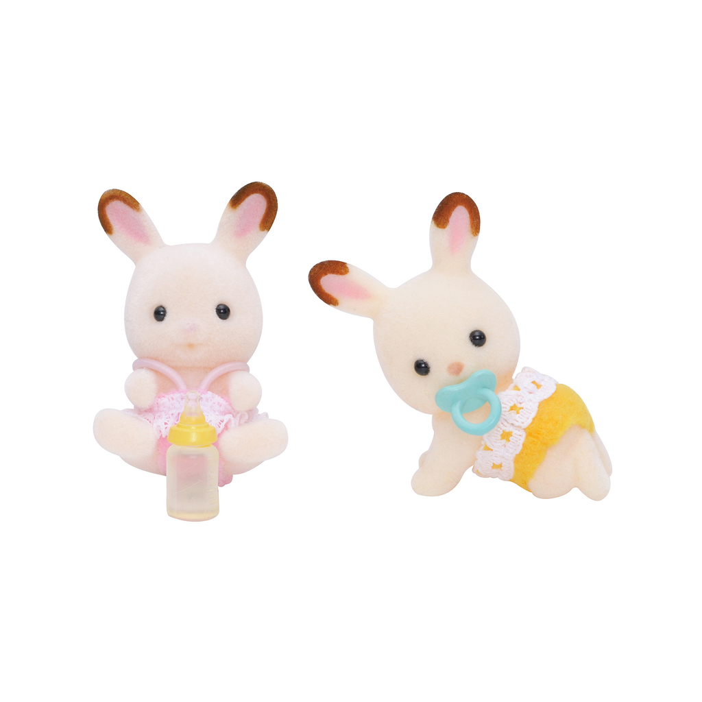 Calico Critters Calico Critters - Hopscotch Rabbit Twins