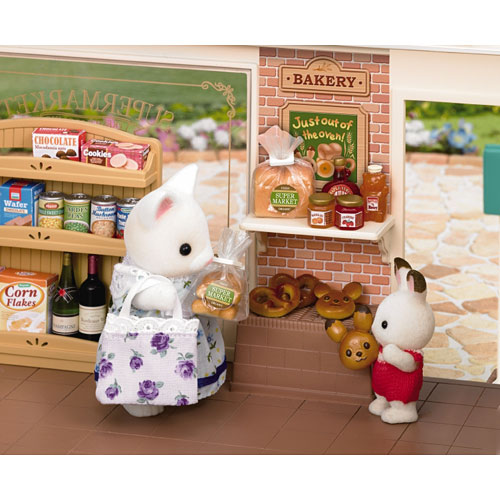 Calico Critters Calico Critters - Grocery Market