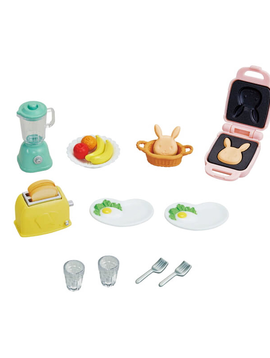 Calico Critters Calico Critters - Breakfast Playset
