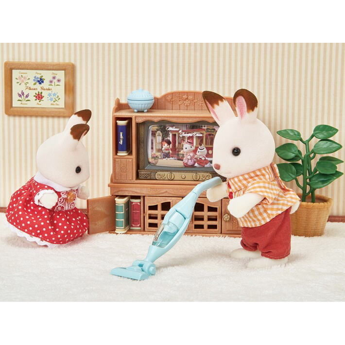 Calico Critters Calico Critters - Laundry and Vacuum