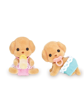 Calico Critters Calico Critters - Toy Poodle Twins