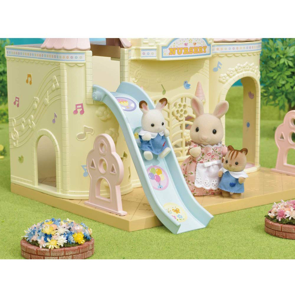 Calico Critters Calico Critters - Baby Castle Nursery