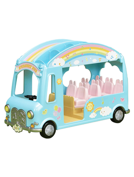 Calico Critters Calico Critters - Sunshine Nursery Bus