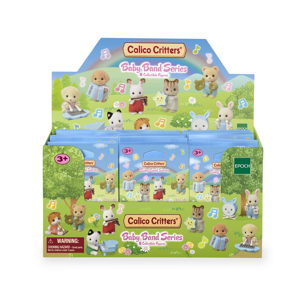 Calico Critters Calico Critters - Baby Shopping Series