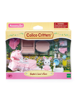 Calico Critters Calico Critters - Sophie Love n Care