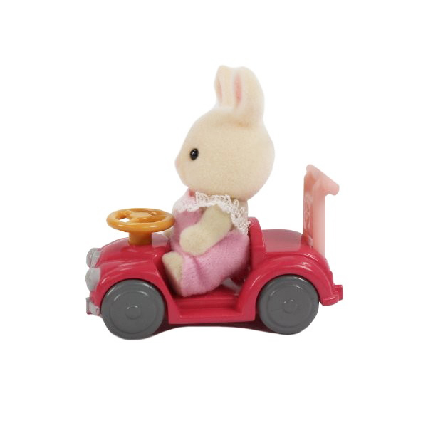 Calico Critters Calico Critters - Apple and Jake Ride n Play
