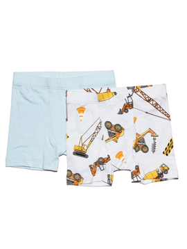 Esme Loungewear Esme Boys Boxer Set - Construction